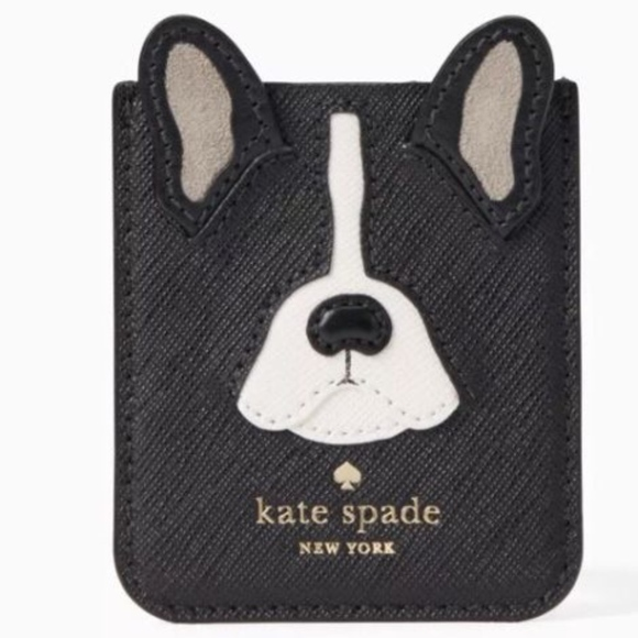 Kate Spade French Applique Sticker Phone Pocket.  M 5b45a6e0bb76151ce4212645. Other Accessories ... 3a649750ef669